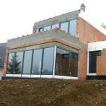Realizace rodinného domu na klíč v Klecanech